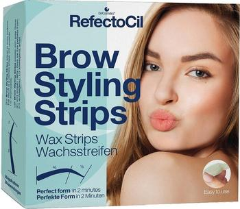 RefectoCil Brow Styling Strips (20 Paar)