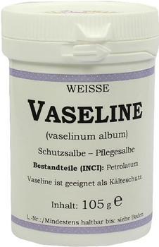 Bios Naturprodukte Weisse Vaseline (105g)