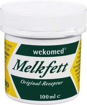 Weko Pharma Wekomed Melkfett (100ml)