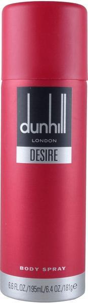Dunhill Desire Red Body Spray (200ml)