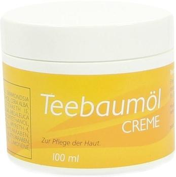 Allcura Teebaum-Öl Creme mit Propolis (100ml)