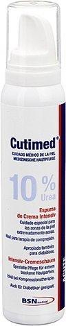BSN Medical Cutimed Acute Intensive Cremeschaum 10% Urea (125ml)