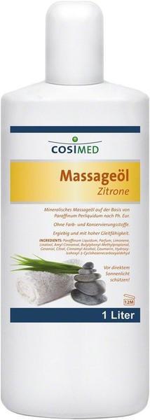 Cosimed Massageöl Zitrone (1 L)
