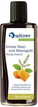 spitzner-aroma-haut-und-massageoel-honig-amyris-190ml
