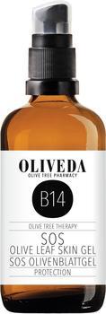 Oliveda B14 SOS Protection Olive Leaf Skin Gel (100ml)