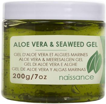Naissance Aloe Vera & Meeresalgen Gel (200g)