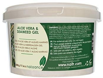 Naissance Aloe Vera & Meeresalgen Gel (500g)