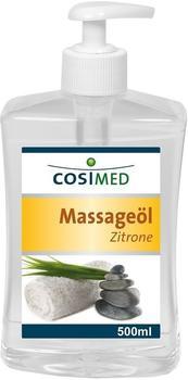 Cosimed Massageöl Zitrone (500ml)