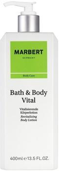 Marbert Bath & Body Vital Revitalizing Body Lotion (400ml)