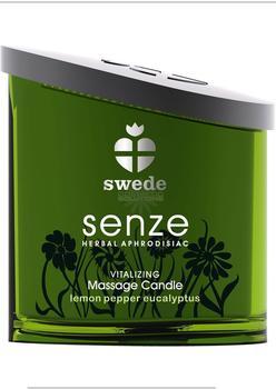 Swede Senze Vitalizing Massage Candle (150ml)