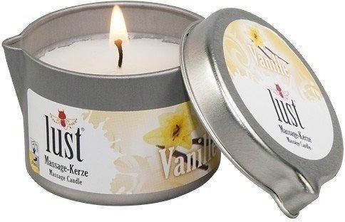 Lust Massage-Kerze Vanille (50ml)