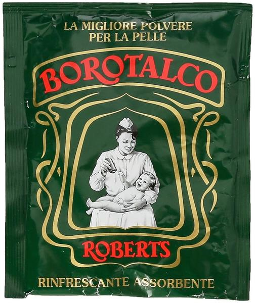 Borotalco Roberts Talkumpuder Nachfüllbeutel (100g)