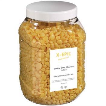 X-Epil Warmwachs gelbe Perlen (1200g)