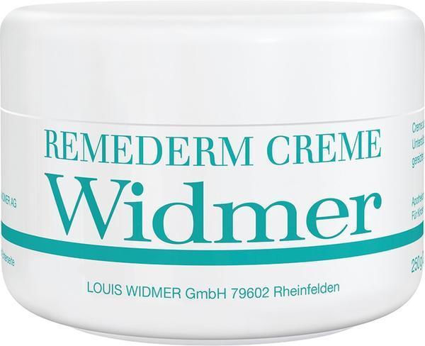 Louis Widmer Remederm Creme unparfümiert (250g)