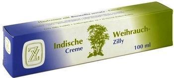 Zilly Fritz Indische Weihrauch Creme (100ml)