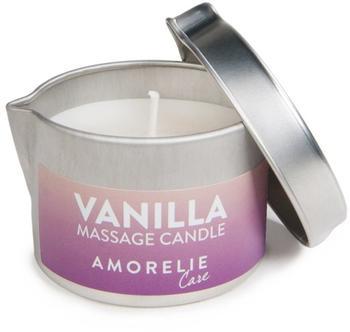 Amorelie Care Massagekerze Vanilla