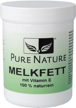 PureNature Melkfett mit Vitamin E (250ml)
