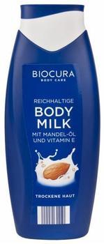 Biocura Body Care Reichhaltige Bodymilk Trockene Haut