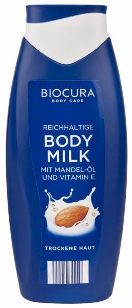 biocura body care reichhaltige bodymilk trockene haut im. Black Bedroom Furniture Sets. Home Design Ideas