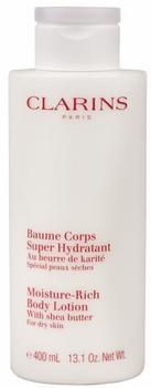 Clarins Moisture-Rich Body Lotion With shea butter For dry skin