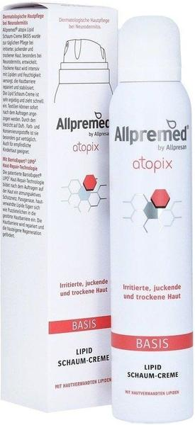 Allpremed atopix Basis Lipid Schaum-Creme (200ml)