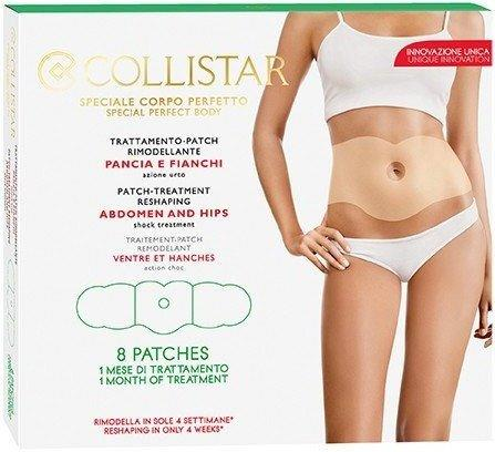 Collistar Patch-Treatment Reshaping Abdomen & Hips (8 pcs.)