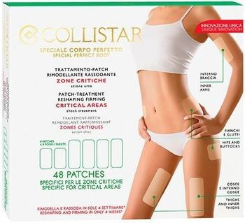 Collistar Patch-Treatment Reshaüping Firming Critical Aresas (48 pcs.)