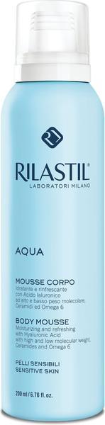 Rilastil Aqua Mousse Body (200ml)