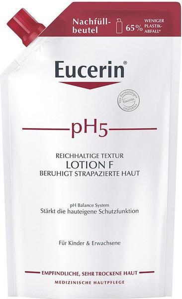 Eucerin pH5 Lotion F Nachfüllbeutel (400ml)
