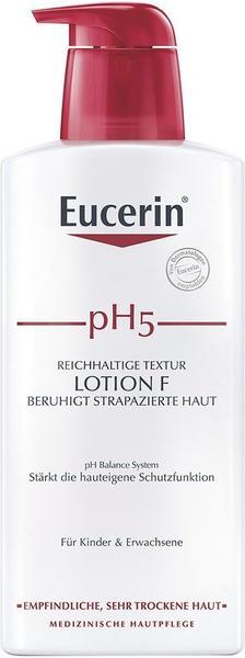 Eucerin pH5 Lotion F mit Pumpe (400ml)