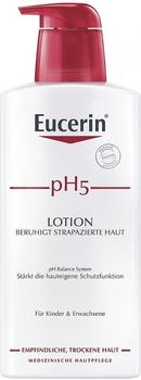 Eucerin pH5 Lotion mit Pumpe (400ml)