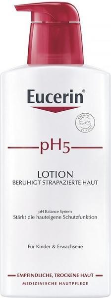 Eucerin pH5 Lotion mit Pumpe (400ml)