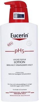 Eucerin pH5 leichte Lotion (400ml)
