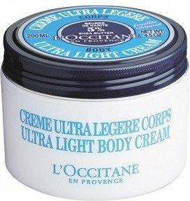 L'Occitane Shea Ultra Light Body Cream (200ml)