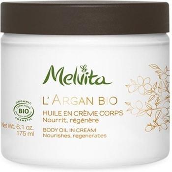 Melvita Bio Argan Body Cream (175ml)