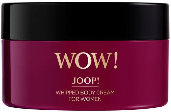 Joop! Wow! for Women Whipped Body Cream (200g)