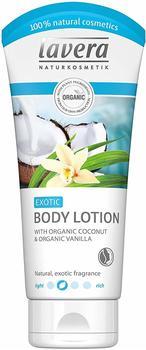Lavera Exotische Bodylotion Bio Kokos & Bio Vanille (200ml)