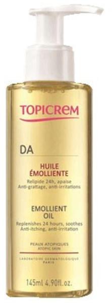 Topicrem DA Emollient Oil (145 ml)