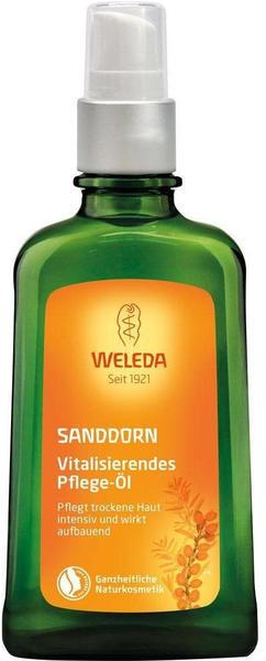 Weleda Vitalisierendes Pflege-Öl Sanddorn (100ml)