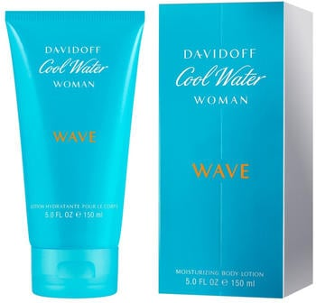 Davidoff Cool Water Wave woman Bodylotion (150ml)