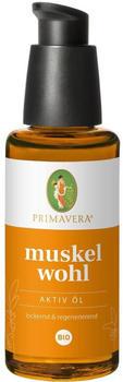 Primavera Life Muskelwohl Aktiv Öl (50ml)