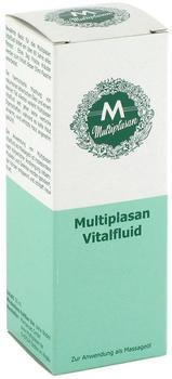 Plantatrakt Multiplasan Vitalfluid (50ml)