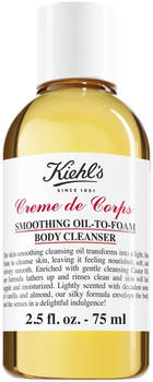 kiehls-koerperpflege-creme-de-corps-smoothing-oil-to-foam-body-cleanser-75ml