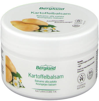 Bergland Pflege-Klassiker Kartoffel Körpercreme (200ml)
