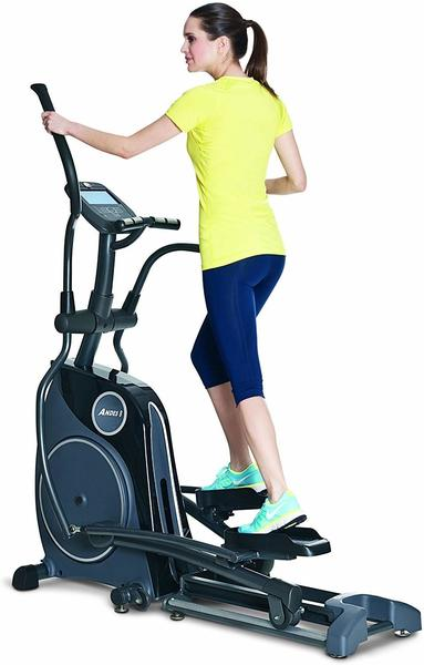 Horizon Fitness Andes 8i 2017 schwarz