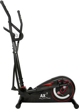 CHRISTOPEIT Sport® Crosstrainer-Ergometer AX 7 black edition schwarz