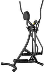 Gymrex Crosstrainer bis 120 kg Heimtrainer Ergometer Ellipsentrainer Cardio Training