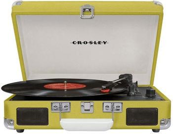 Crosley Cruiser Deluxe (Manuell, Beige, Tweed)