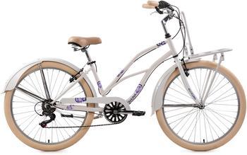 KS-CYCLING KS Cycling Cruiser Kahuna, 6 Gang Shimano Tourney TZ Schaltwerk, Kettenschaltung