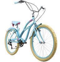 KS Cycling Beachcruiser Splash (blue)